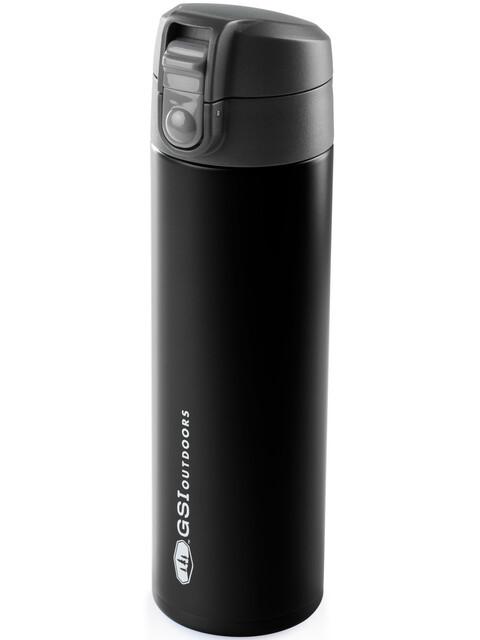 GSI Microlite Isolierflasche 500ml schwarz